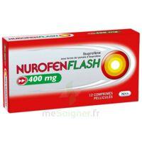 NUROFENFLASH 400 mg Comprimés pelliculés Plq/12 à Pau
