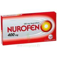 NUROFEN 400 mg Comprimés enrobés Plq/12 à Pau