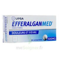 EFFERALGANMED 500 mg, comprimé à Pau