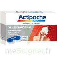 ACTIPOCHE Masque thermique yeux et tempes B/1 à Pau