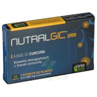Nutralgic Comprimés inflammations B/10 à Pau