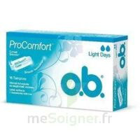 OB PRO COMFORT, light Flow , bt 16 à Pau