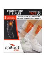 EPITACT SPORT PROTECTIONS TIBIALES EPITHELIUMTACT 03, bt 2 à Pau