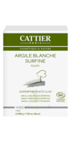Cattier Argile Poudre surfine blanche 200g à Pau