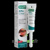 Gum Aftaclear Gel aphtes lésions buccales 10ml à Pau