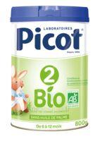 Picot 2 Bio Lait en poudre 800g à Pau