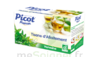 Picot Maman Tisane d'allaitement Verveine 20 Sachets à Pau