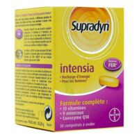Supradyn Intensia Comprimés B/30 à Pau