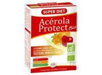 Superdiet Acérola Protect Bio Comprimés à Croquer B/24 à Pau