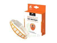 Pharmavoyage Bracelet répulsif origine végétale anti-moustique orange à Pau