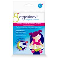 Orgakiddy Protège-cuvette toilettes XL Pochette/10 à Pau