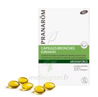 Aromaforce Caps bronches bio B/30 à Pau