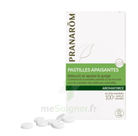 Aromaforce Pastille apaisante gorge bio B/21 à Pau