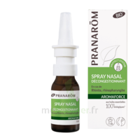 Aromaforce Solution nasale dégage le nez 15ml à Pau