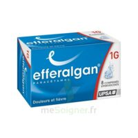 EFFERALGANMED 1 g Cpr eff T/8 à Pau