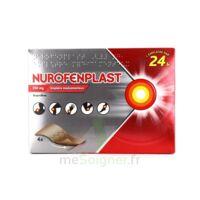 NUROFENPLAST 200 mg Emplâtre médic 4Sach à Pau