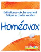 Boiron Homéovox Comprimés à Pau