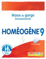 Boiron Homéogène 9 Comprimés à Pau